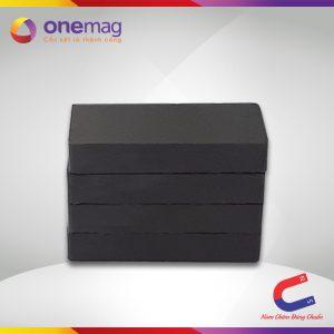 Nam châm đen Ferrite hình khối 30x10x5mm
