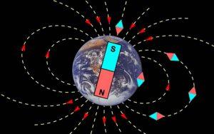 Bạn có biết Trái Đất là một nam châm khổng lồ?